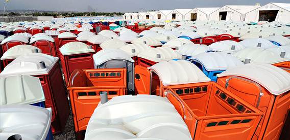 Champion Portable Toilets in Palm Bay, FL